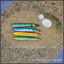 MJL004 china atacado alibaba isca de pesca componente de molde vertical jigging isca
