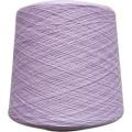 Utilisation en tricot et tissage 50% Coton 50% Fils acryliques