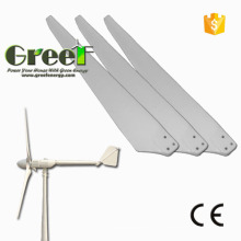 FRP Horizontal Axis Wind Turbine Blades for Wind Generator Use
