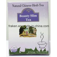 Чай женьшеня высокого качества против жировых отложений / чай для похудения красоты