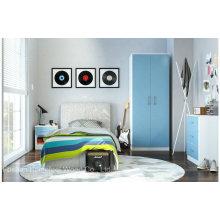 Ensemble de chambre à coucher enfants colorés pour enfants (HF-BL022)