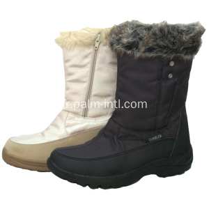 Chaussures d'hiver Collor Chaussures Chaud