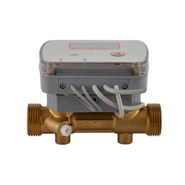 Medidor ultrasónico de agua fría con m-bus