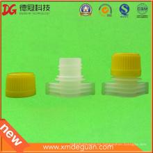 15mm Nuevo diseño de plástico de embalaje bolsa de salida