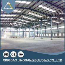 Estrutura de aço pré-fabricada de estrutura de aço de baixo custo