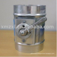 Manual Round Damper