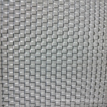 square hole woven galvanized steel wire mesh for building materials