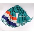 Diseñe el material verdadero viscosa del mantra viscosa del negocio hijab llano viscosa