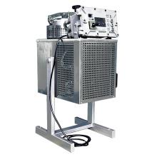Máquina de reciclagem de solventes para produtos plásticos