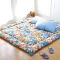 Print Floor Mattress Pad