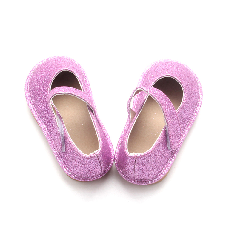 * Funny Girls Classic Fashion Toddler Baby Squeaky Shoes
