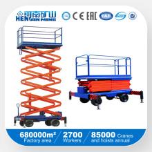 Plataforma hidráulica de plataforma elevadora tipo móvil (SJY)