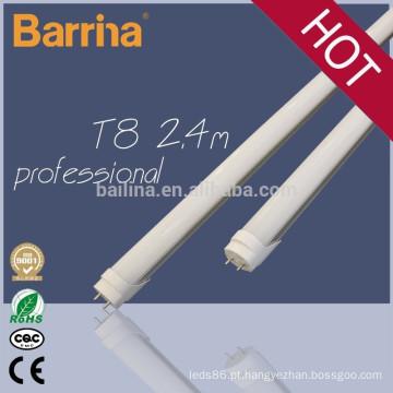 Tubo de t8 levado 36W 2400mm, janpese levado tubo t8 smd