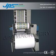 Jps850-5c 850 mm de ancho Impresora de rollo de papel de cinco colores