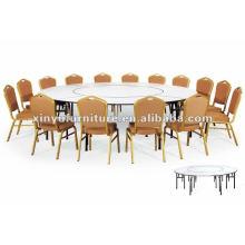 Sala de banquetes mesa y silla XT615