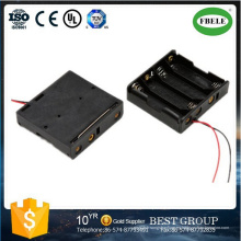 Sostenedor de batería impermeable del sostenedor de batería del tenedor de batería 3V