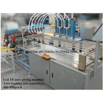 Máquina de recubrimiento del tubo del LED T8
