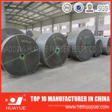 Correia transportadora resistente ao calor de PVC