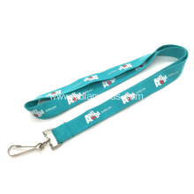 Key Chain Polyester Dye Sublimation Lanyards