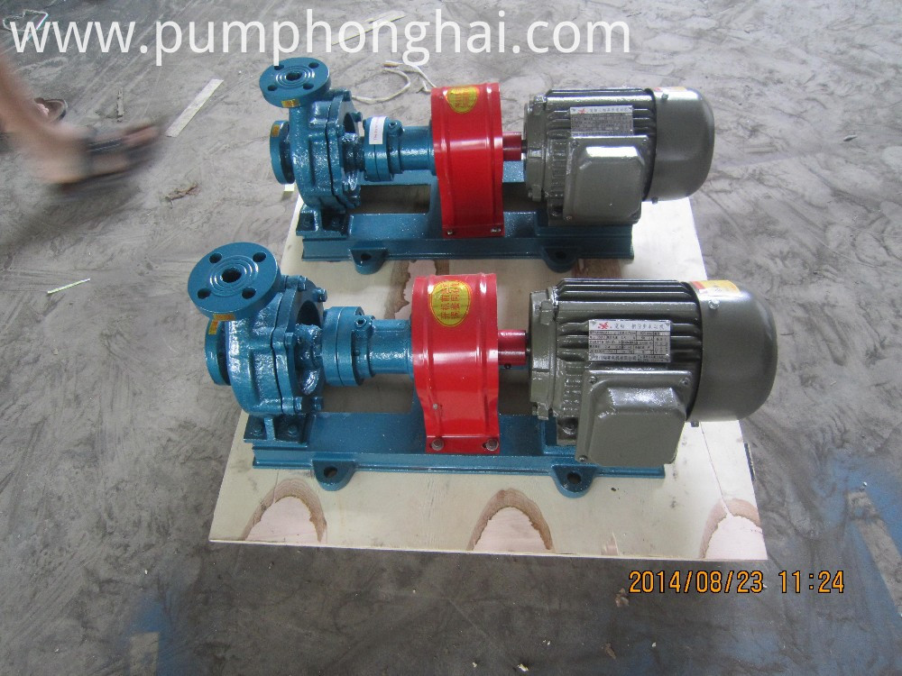 thermal oil transfer pump