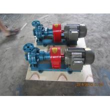 RY air-cooled hot oil pump/hot oil furnace/heat circulating pump the oil heating circulation pumps