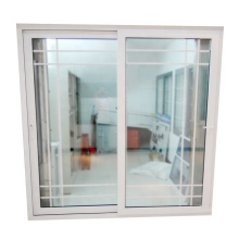 dessin gracieux de porte de PVC slding de conception / porte de PVC