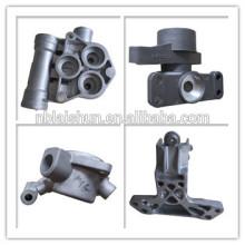 China fábrica fabricante personalizado alumínio auto corpo partes die casting