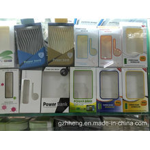 Оптовый изготовленный на заказ пластичный коробка подарка от Кита (PVC 381)