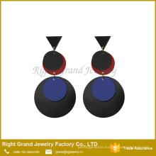 Unique Material For Earring Making Acrylic Drop Eye Made Earring Fashion Korea Earring Wholesale Jewelry