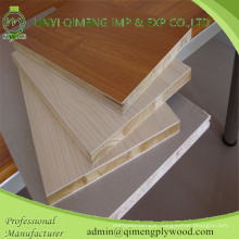 Melamine Block Board for Furniture