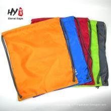 Высокое качество многоразовые нетканые шнурок рюкзак