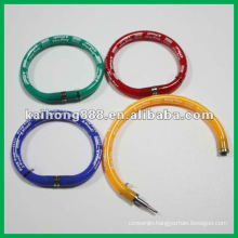 Promotional Bracelet Ballpoint Pen for kids use