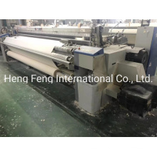 Japan Made Used Air Jet Weaving Machinery Toyota T-710 Air Jet Loom 340cm Year 2006 1661 Positive Cam