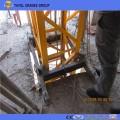Qtg10 Innerer Kletterturm Kran, Mini Tower Crane