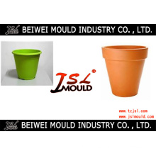 Garden Plastic Injection Flower Pots Moldes