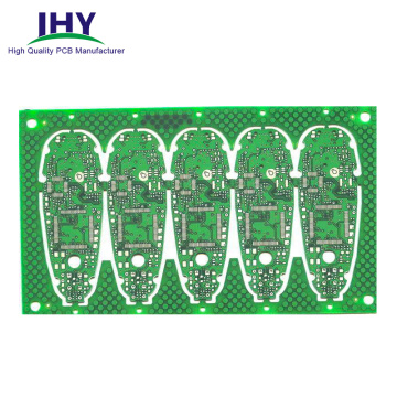 Blind and Buried Via Rigid Flexible PCB HDI PCB
