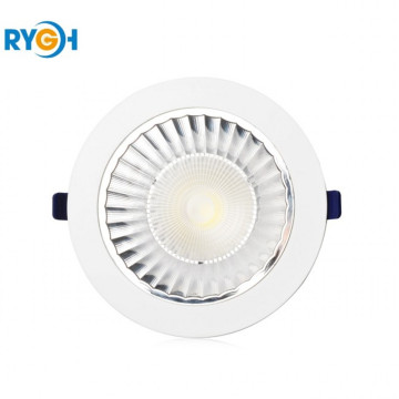 Hot Sales Anti-glare Inbyggd SMD COB LED Downlight