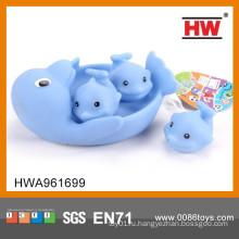 Оптовая Прекрасные игрушки Забавные игрушки для детей Ванна Дельфин игрушки