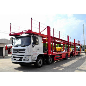 Car Carriers 5 Car Transport Truck Trailer