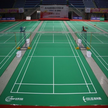BWF Certified Badminton Court Flooring Court