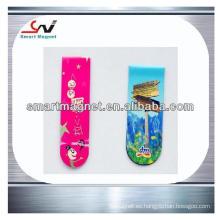 Imán barato promocional del refrigerador de la fabricación de papel de cobre