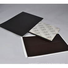 Flexible A4 3m Rubber Magnetic Sheet/ Self Adhesive Magnet Sheet