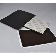 Flexibles A4 3m Gummi Magnetblatt / Selbstklebendes Magnetblatt