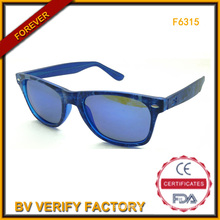 Unsex Sunglasses Fashionable Style with Cp Material (F6315)