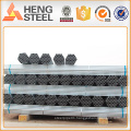 Tianjin welded GI Pipe for fence post