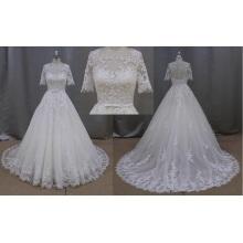 Belt Real Sample Wedding Dresses Bridal Dress