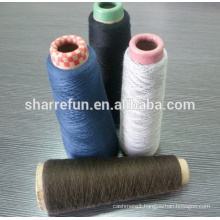 Stock supply anti-pilling Worsted cashmere yarn 68NM/3 with 34colors