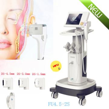 Machine d'ascenseur de visage de thérapie ultra de Hifu de Chine (FU4.5-2S)