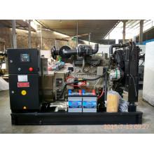 24kw Diesel Motor Automatik Controller Silent Diesel Power Generator