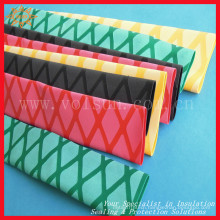 X-pattern Colored fishing rod cover